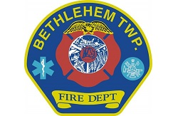 Bethlehem Volunteer Fire Department Logo